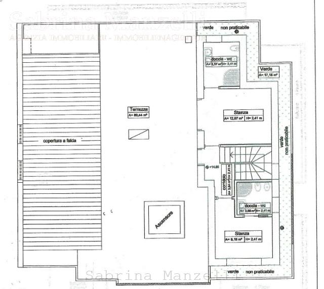 Appartamento in vendita bolzano quadrilocale - Costo ascensore interno 3 piani ...
