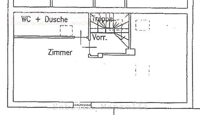 Appartamento in vendita terlano quadrilocale for Piani di appartamento garage due camere da letto